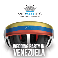 Wedding Party in Venezuela supported by VIPARTIES